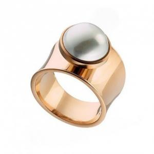 Δαχτυλίδι με πέρλα